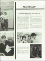 1984 Marshfield High School Yearbook Page 124 & 125