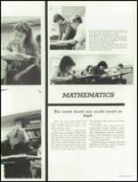 1984 Marshfield High School Yearbook Page 128 & 129