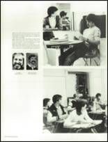1984 Marshfield High School Yearbook Page 130 & 131