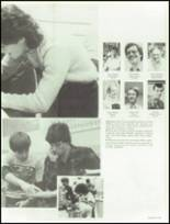 1984 Marshfield High School Yearbook Page 132 & 133