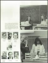 1984 Marshfield High School Yearbook Page 134 & 135
