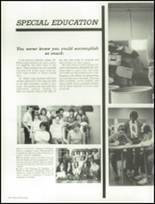 1984 Marshfield High School Yearbook Page 136 & 137
