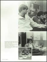 1984 Marshfield High School Yearbook Page 138 & 139