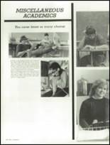1984 Marshfield High School Yearbook Page 140 & 141