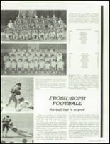 1984 Marshfield High School Yearbook Page 146 & 147