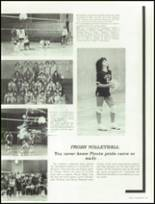 1984 Marshfield High School Yearbook Page 150 & 151