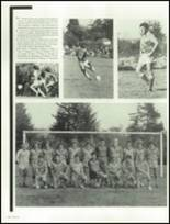 1984 Marshfield High School Yearbook Page 152 & 153