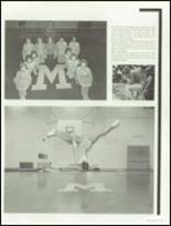 1984 Marshfield High School Yearbook Page 154 & 155
