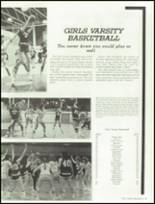 1984 Marshfield High School Yearbook Page 162 & 163