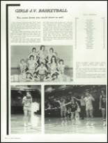 1984 Marshfield High School Yearbook Page 164 & 165