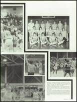 1984 Marshfield High School Yearbook Page 166 & 167