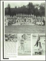 1984 Marshfield High School Yearbook Page 172 & 173