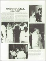 1984 Marshfield High School Yearbook Page 184 & 185