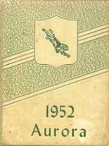 1952 Yearbook Dekalb County High School
