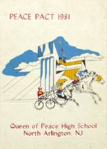 1981 Yearbook Queen of Peace High School