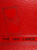 1961 Yearbook Clackamas High School