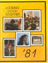 1981 Yearbook Huntington Beach High School
