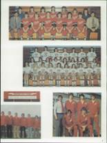 1975 River High School Yearbook Page 12 & 13