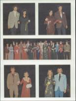 1975 River High School Yearbook Page 16 & 17
