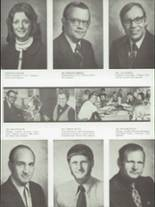 1975 River High School Yearbook Page 24 & 25
