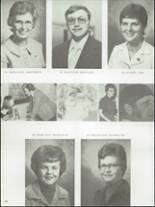 1975 River High School Yearbook Page 28 & 29