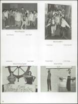 1975 River High School Yearbook Page 32 & 33