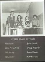 1975 River High School Yearbook Page 34 & 35