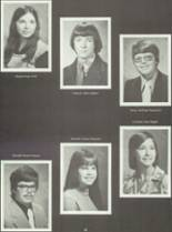 1975 River High School Yearbook Page 36 & 37