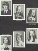 1975 River High School Yearbook Page 38 & 39