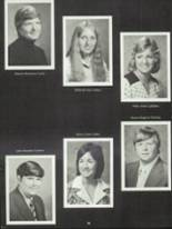 1975 River High School Yearbook Page 42 & 43