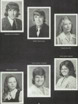 1975 River High School Yearbook Page 48 & 49