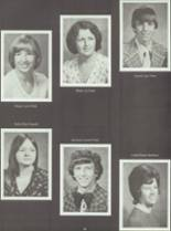 1975 River High School Yearbook Page 54 & 55