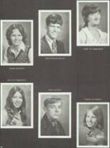 1975 River High School Yearbook Page 56 & 57