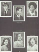 1975 River High School Yearbook Page 58 & 59