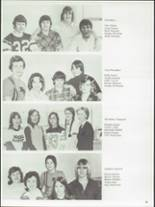 1975 River High School Yearbook Page 68 & 69
