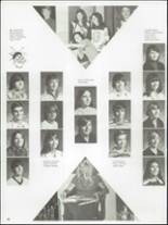 1975 River High School Yearbook Page 72 & 73
