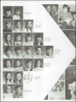 1975 River High School Yearbook Page 74 & 75