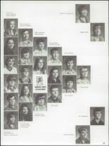1975 River High School Yearbook Page 84 & 85