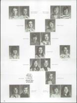 1975 River High School Yearbook Page 86 & 87