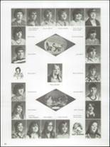 1975 River High School Yearbook Page 88 & 89
