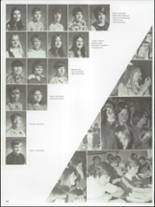 1975 River High School Yearbook Page 98 & 99