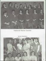 1975 River High School Yearbook Page 106 & 107