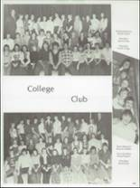 1975 River High School Yearbook Page 108 & 109