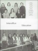 1975 River High School Yearbook Page 114 & 115