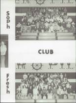 1975 River High School Yearbook Page 116 & 117