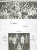 1975 River High School Yearbook Page 118 & 119