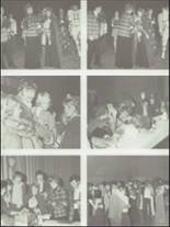 1975 River High School Yearbook Page 124 & 125