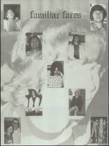 1975 River High School Yearbook Page 126 & 127