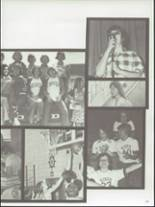 1975 River High School Yearbook Page 128 & 129