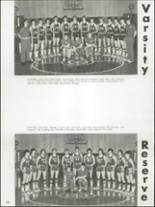 1975 River High School Yearbook Page 140 & 141